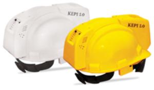 Инновационная защитная каска Kepi 2.0