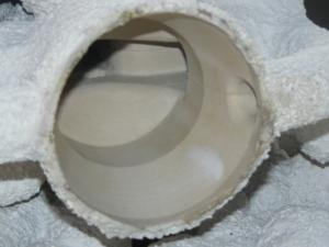 Высокоточное литье из нержавеющей стали. Керамическая форма обеспечивает гладкую поверхность деталей.