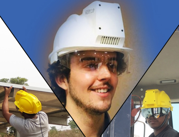 Модели защитной каски Kepi 2.0