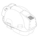 Защитная каска Модель Kepi 2.0-E
