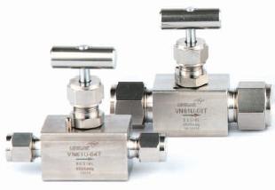Игольчатый вентиль высокого давления VN6 - Unilok.