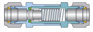 Обратный клапан VC3