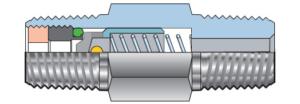 Обратный клапан VC3C