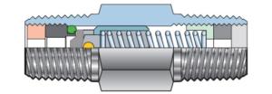 Обратный клапан VC3CA