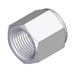 Заглушка с внутренней резьбой PCP